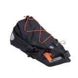 Ortlieb Satteltasche Seat Pack 11 Liter black matt
