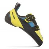 Scarpa Vapor V ocean-yellow 45,5