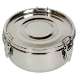 Basic Nature Edelstahl Food Container