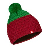 Ocun Macumba Pompom Unisex red/green